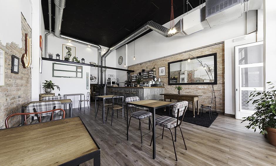 Cafetería Restaurante en A Coruña